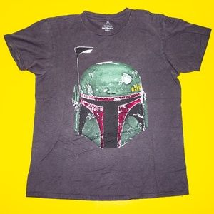 Boba Fett Disney Short Sleeve (M)